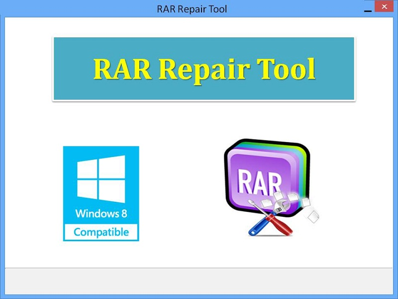software to repair RAR Files